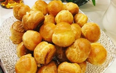 Crème Puffs