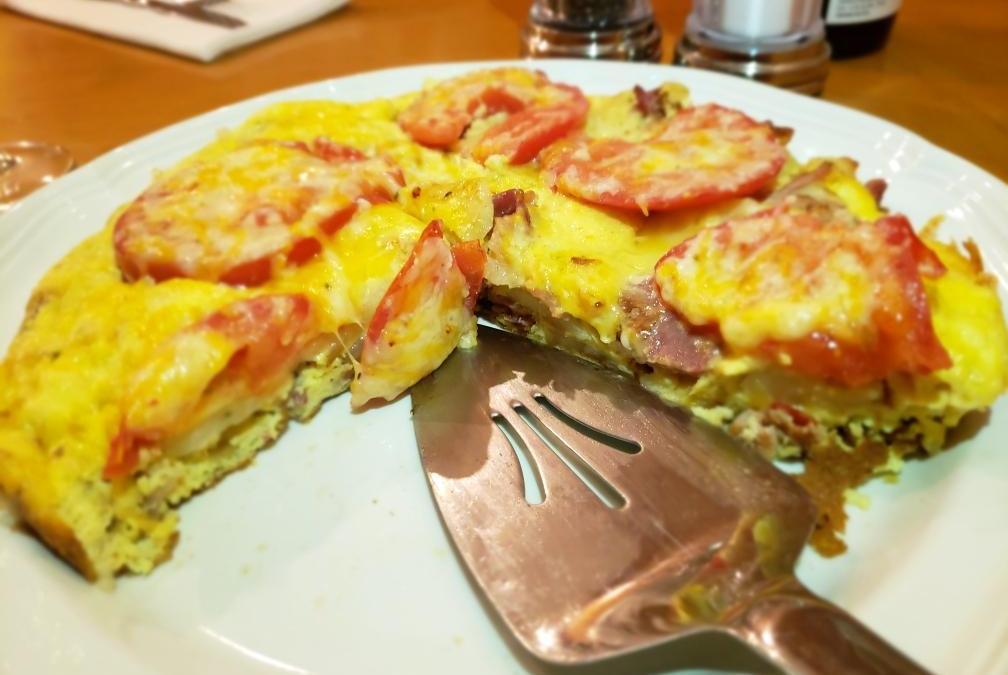 Hangover Omelette