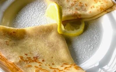 Lemon Crépes