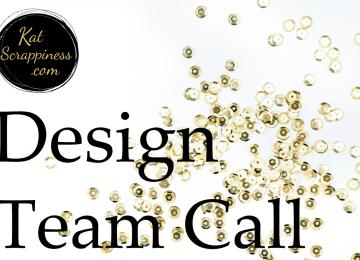 Kat Scrappiness Design Team Call
