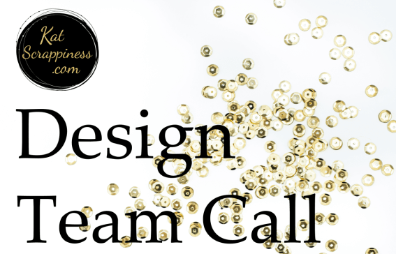 Kat Scrappiness Design Team Call