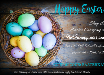 Easter Sale at Kat Scrappiness