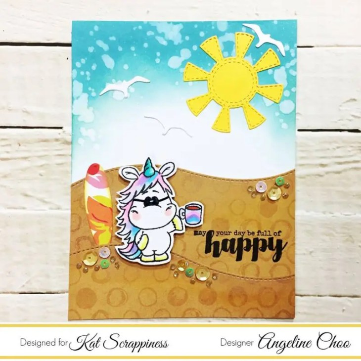 Angeline Choo Coffee Hop Card