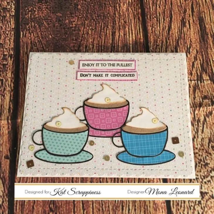 Mona's Coffee Hop Card