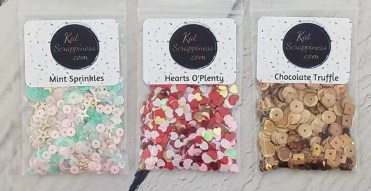 Chocolate Lover's Card Kit by Kat Scrappiness