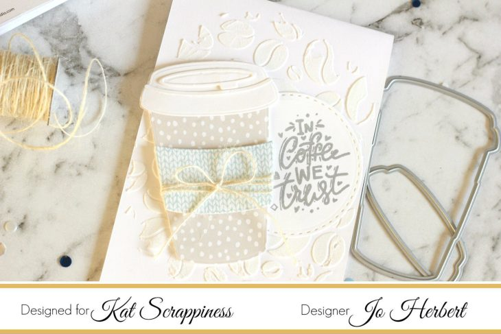 Jo Herbert - National Coffee Day Blog Hop