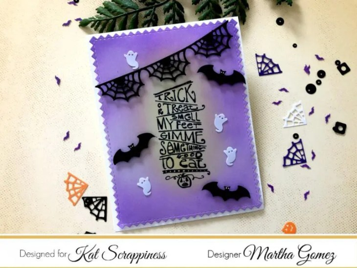 Shaker Cards and more by Martha Lucia