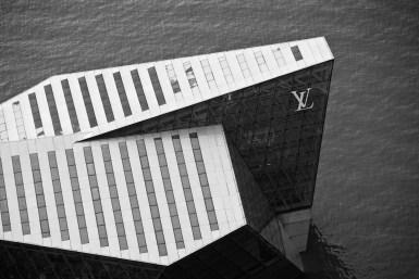 The world's second-largest Louis Vuitton boutique.