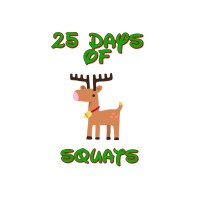 25 Days of Squats