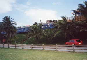 train hotel