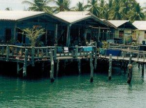 Islands Ko Lanta port
