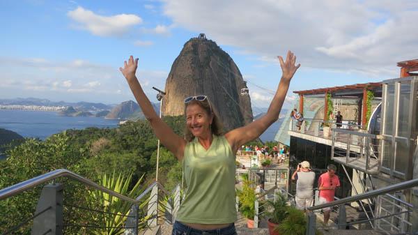 Rio de Janeiro, Brazil: Sugar Loaf Mountain