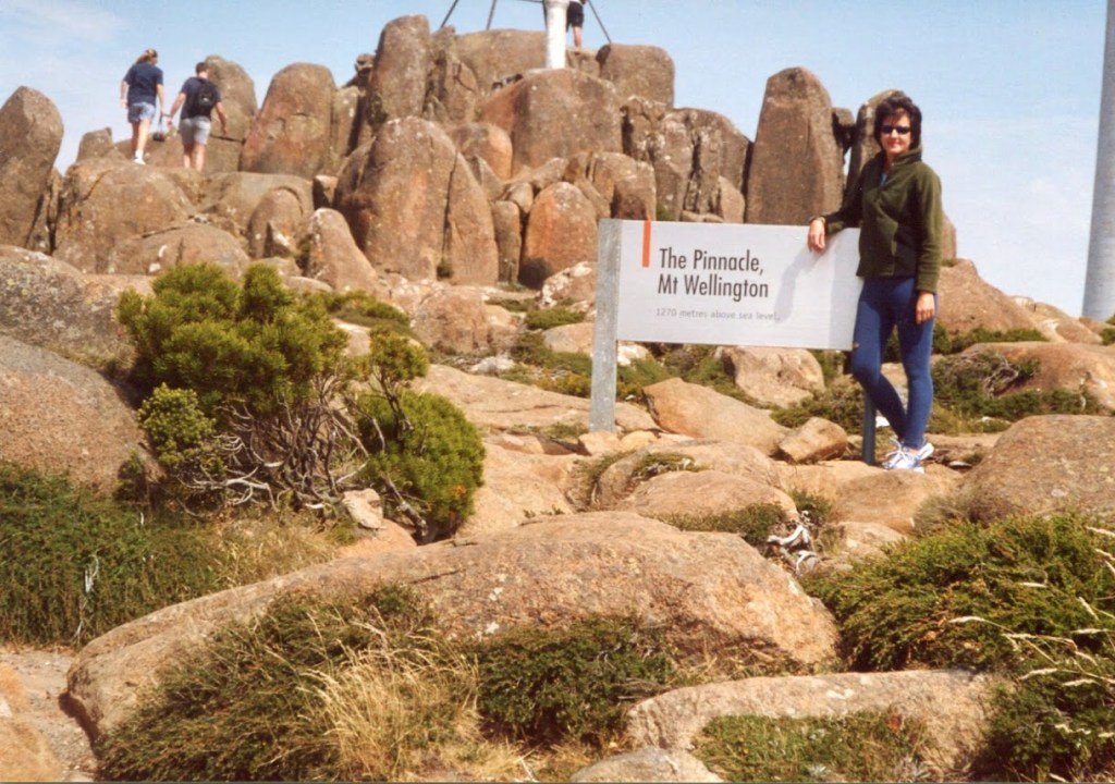 Mt. Wellington, Tazmania