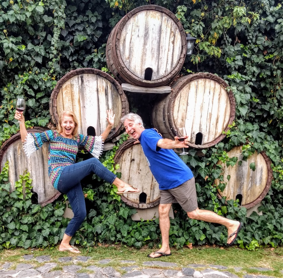 Cafayate, Argentina: Winery Antics