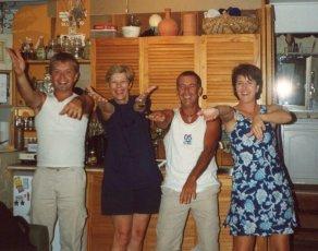 Dancing in Llandudno