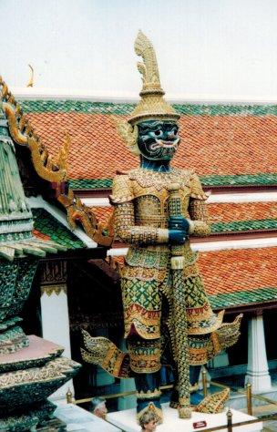 Ban grand palace guard