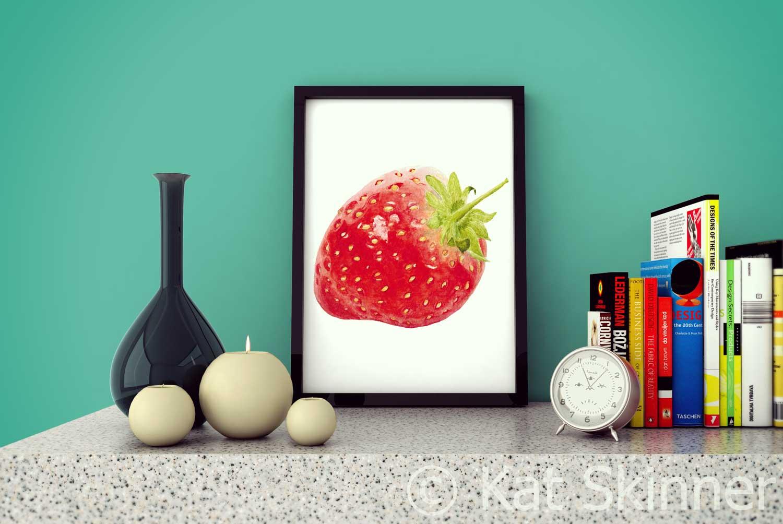 The Strawberry – Kat Skinner