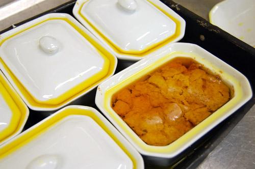 Foie gras en terrine après cuisson