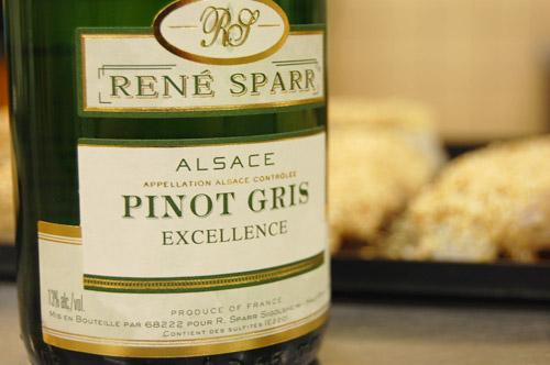 Vin d'Alsace René Sparr