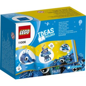 Lego Classic – Creative Blue Bricks 11006