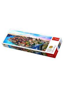 Trefl – Puzzle Panorama Porto Portugal 500 Pcs 29502