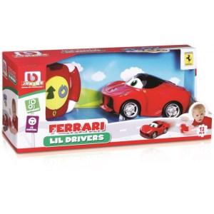 Burago – Τηλεκατευθυνόμενο – Bjunior  Ferrari Lil drivers 488 GTB 16-82000
