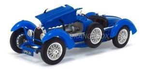 Burago ΜΕΤΑΛΛΙΚΟ ΑΥΤΟΚΙΝΗΤΟ 1/18 Bugatti Type 59 1934 18-12062