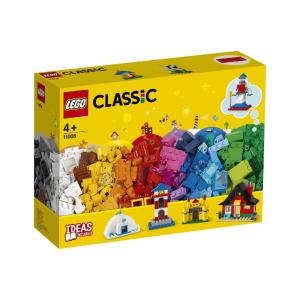 Lego Classic – Bricks And Houses 11008