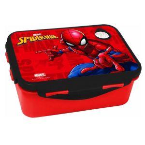 Gim Δοχείο Φαγητού (Microwave) Spiderman Ultimate 557-39265