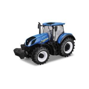 Burago – Μεταλλικό Όχημα – New Holland Agriculture 1/32 Farm Tractor T7 315 18-44066