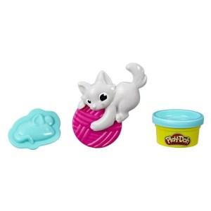 Hasbro – Play-Doh – Pet Mini Tools Kitty E2237