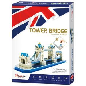 Cubic Fun – Puzzle 3D Tower Bridge 52 Pcs C238h