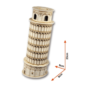 Cubic Fun – 3D Puzzle Leaning Tower Of Pisa 8 Pcs S3008h