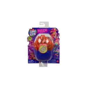 Mattel Cave Club – Dino Baby Crystals Glow Series, Surprise Pet With Accessories GVR69C (GVR69)