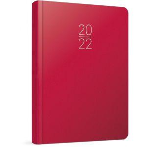Unipap – Ημερήσιο Ημερολόγιο Verona 2022, 9×14 Κόκκινο 622-1609-81D