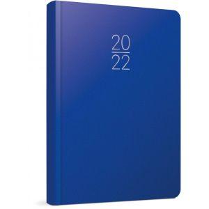 Unipap – Ημερήσιο Ημερολόγιο Verona 2022, 9×14 Μπλε 622-1609-85D