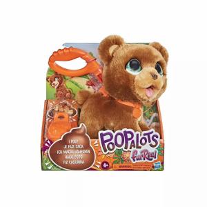 Hasbro FurReal – Poopalots Big Wags, Bear E8947 (E8898)
