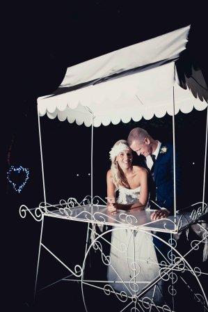 night time wedding photos : Kat Stanley Photography