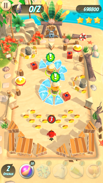 Angry Birds Action Test 2 My Geek Actu