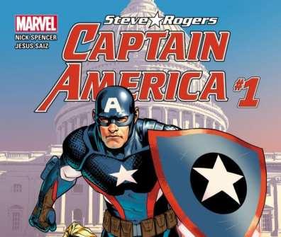 Captain America Steve Rogers News My Geek Actu