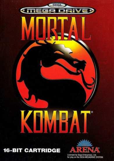 Mega Drive News My Geek Actu Mortal Kombat