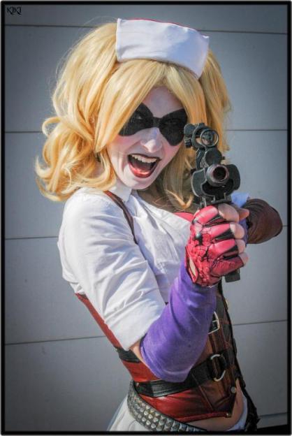 Jill Grayson Interview My Geek Actu Harley Quinn 2