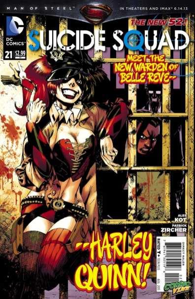 Suicide Squad Review My Geek Actu Comics 1
