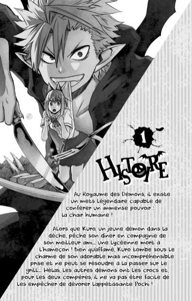 Pochi & Kuro VF Manga Review My Geek Actu Histoire