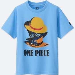 Uniqlo One Piece Geekeries du mois t shirt
