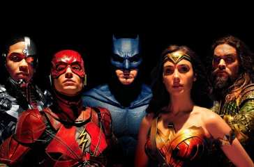 Justice League Review My Geek Actu Cover