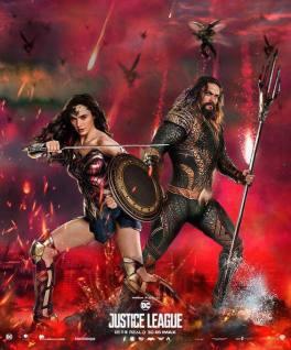 Justice League Review My Geek Actu Promo Duo 2