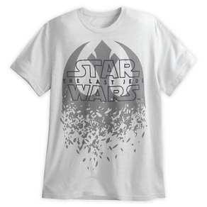 GEEKERIES - Star Wars 8 Tshirt blanc