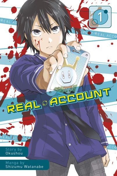 Real Account Review My Geek Actu tome 1