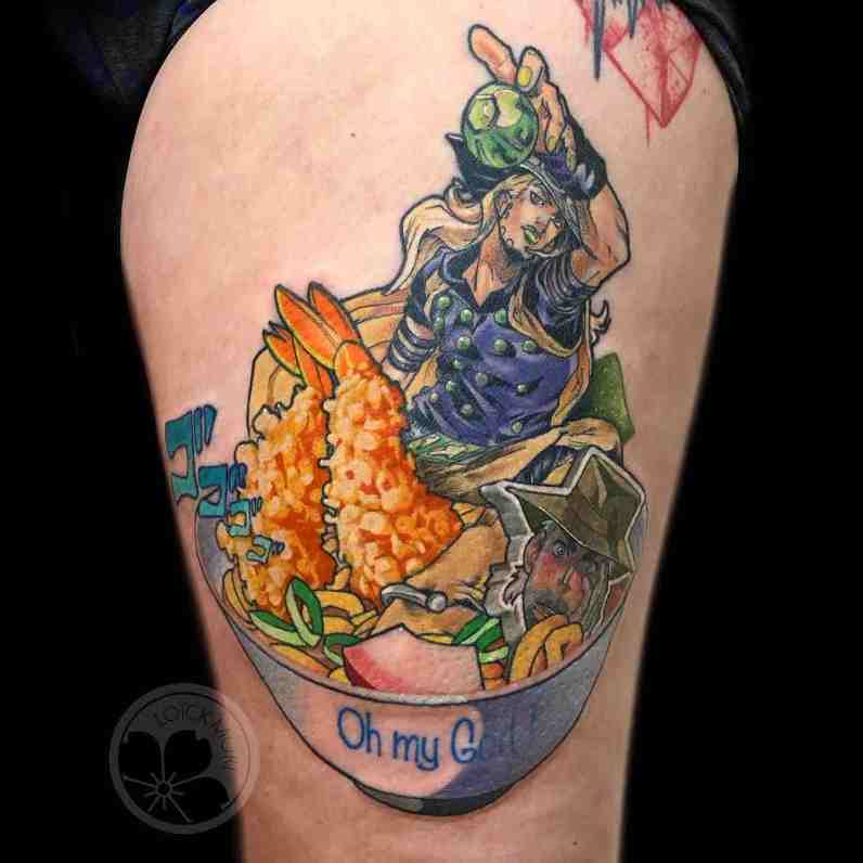 Loïck Mori Maison Kuma - Tattoo 3